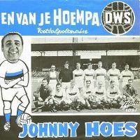 Cover Johnny Hoes - En van je hoempa DWS