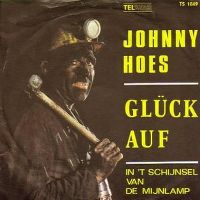 Cover Johnny Hoes - Glück auf