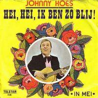 Cover Johnny Hoes - Hei hei ik ben zo blij