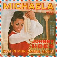 Cover Johnny Hoes - Michaela