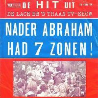 Cover Johnny Hoes - Nader Abraham had zeven zonen