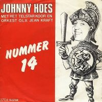 Cover Johnny Hoes - Nummer 14