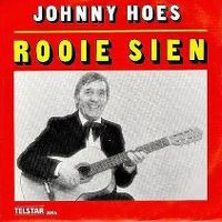Cover Johnny Hoes - Rooie Sien