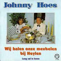 Cover Johnny Hoes - Wij halen onze meubelen bij Heylen