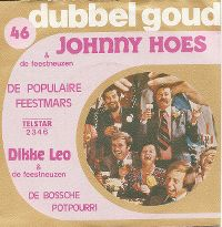 Cover Johnny Hoes & De Feestneuzen - De populaire feestmars