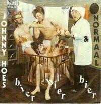 Cover Johnny Hoes & Normaal - Bier bier bier