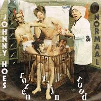 Cover Johnny Hoes & Normaal - Rozen zijn rood