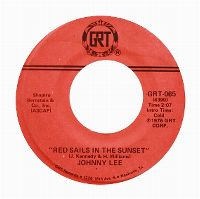 Cover Johnny Lee - Red Sails In The Sunset