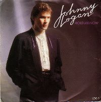 Cover Johnny Logan - Hold Me Now