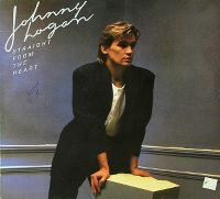 Cover Johnny Logan - Straight From The Heart