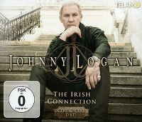 Cover Johnny Logan - The Irish Connection