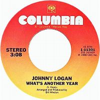 Cover Johnny Logan - What's Another Year