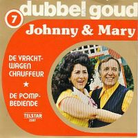 Cover Johnny & Mary - De vrachtwagenchauffeur