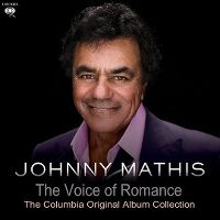 Cover Johnny Mathis - The Voice Of Romance - The Columbia Original Album Collection