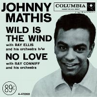 Cover Johnny Mathis - Wild Is The Wind