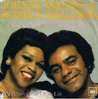 Cover Johnny Mathis & Deniece Williams - You're All I Need To Get By