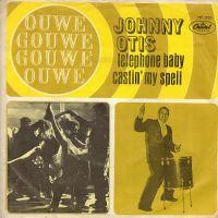 Cover Johnny Otis - Telephone Baby