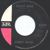 Cover Johnny Rivers - Moody River