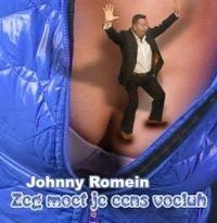 Cover Johnny Romein - Zeg moet je eens voeluh