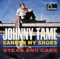 Cover Johnny Tame - Sand In My Shoes