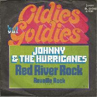 Cover Johnny & The Hurricanes - Red River Rock