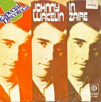 Cover Johnny Wakelin - In Zaire