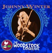 Cover Johnny Winter - The Woodstock Experience