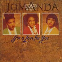 Cover Jomanda - Got A Love For You