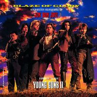 Cover Jon Bon Jovi - Blaze Of Glory - Young Guns II