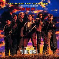 Cover Jon Bon Jovi - Blaze Of Glory - Young Guns II