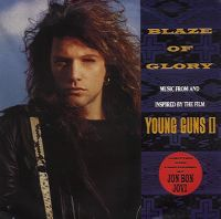 Cover Jon Bon Jovi - Blaze Of Glory