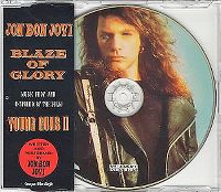 Cover Jon Bon Jovi - Blaze Of Glory