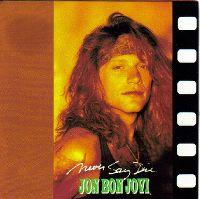 Cover Jon Bon Jovi - Never Say Die