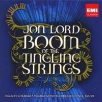 Cover Jon Lord - Boom Of The Tingling Strings