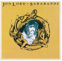 Cover Jon Lord - Sarabande