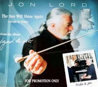 Cover Jon Lord - The Road From Lindisfarne