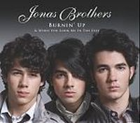 Cover Jonas Brothers - Burnin' Up
