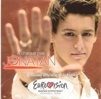 Cover Jonatan Cerrada - À chaque pas