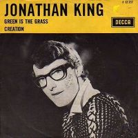 Cover Jonathan King - Green Is The Grass