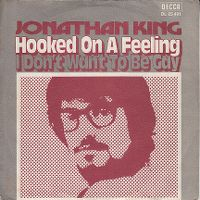 Cover Jonathan King - Hooked On A Feeling