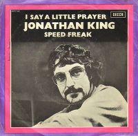 Cover Jonathan King - I Say A Little Prayer