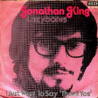 Cover Jonathan King - Lazybones
