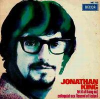 Cover Jonathan King - Let It All Hang Out