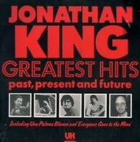 Cover Jonathan King - Past, Present And Future