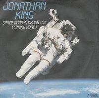 Cover Jonathan King - Space Oddity / Major Tom (Coming Home)