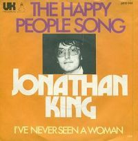 Cover Jonathan King - The Happy People Song