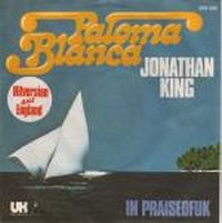 Cover Jonathan King - Una Paloma Blanca