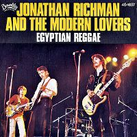 Cover Jonathan Richman & The Modern Lovers - Egyptian Reggae