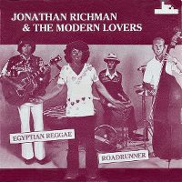 Cover Jonathan Richman & The Modern Lovers - Egyptian Reggae
