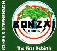Cover Jones & Stephenson - The First Rebirth